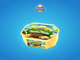 Hula Hula - Durian 350ml