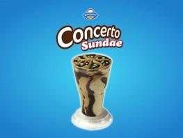 Concerto - Sundae White Coffee