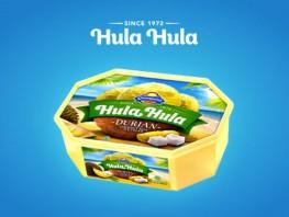 Hula Hula - Durian 700 ml