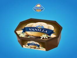 Campina - Vanilla 700 ml