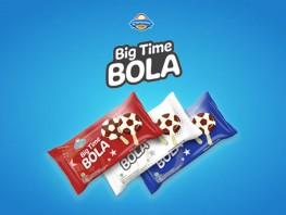 Big Time Bola - Vanila Cokelat