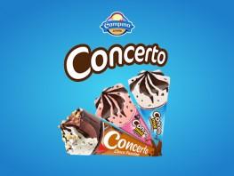 Paket Es Krim Concerto Mix