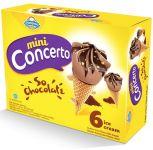 Mini Concerto Coklat