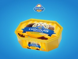 Campina - Chocolate Truffle 700ml