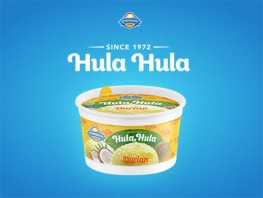 Hula Hula - Durian Cup